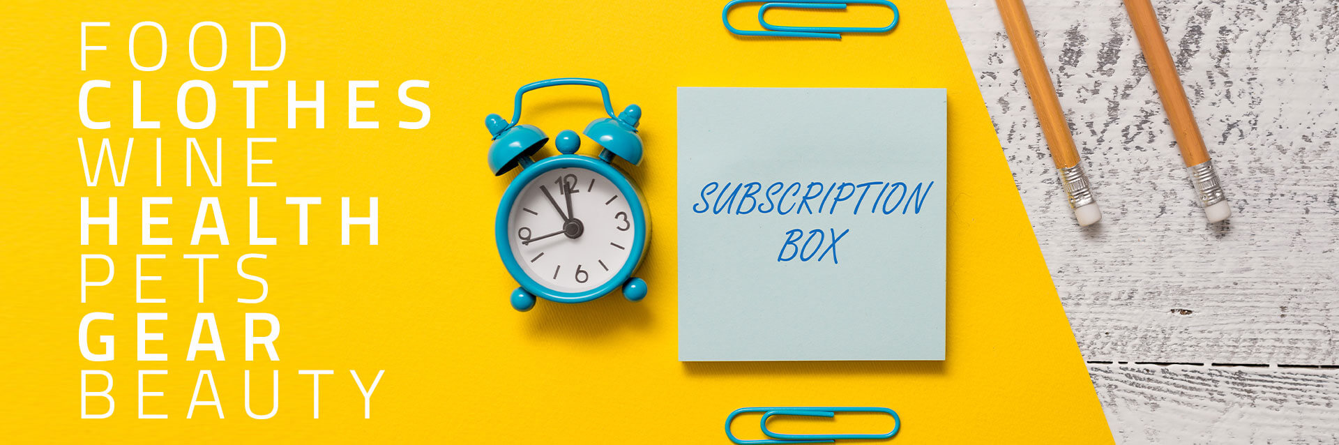 Subscription-boxes