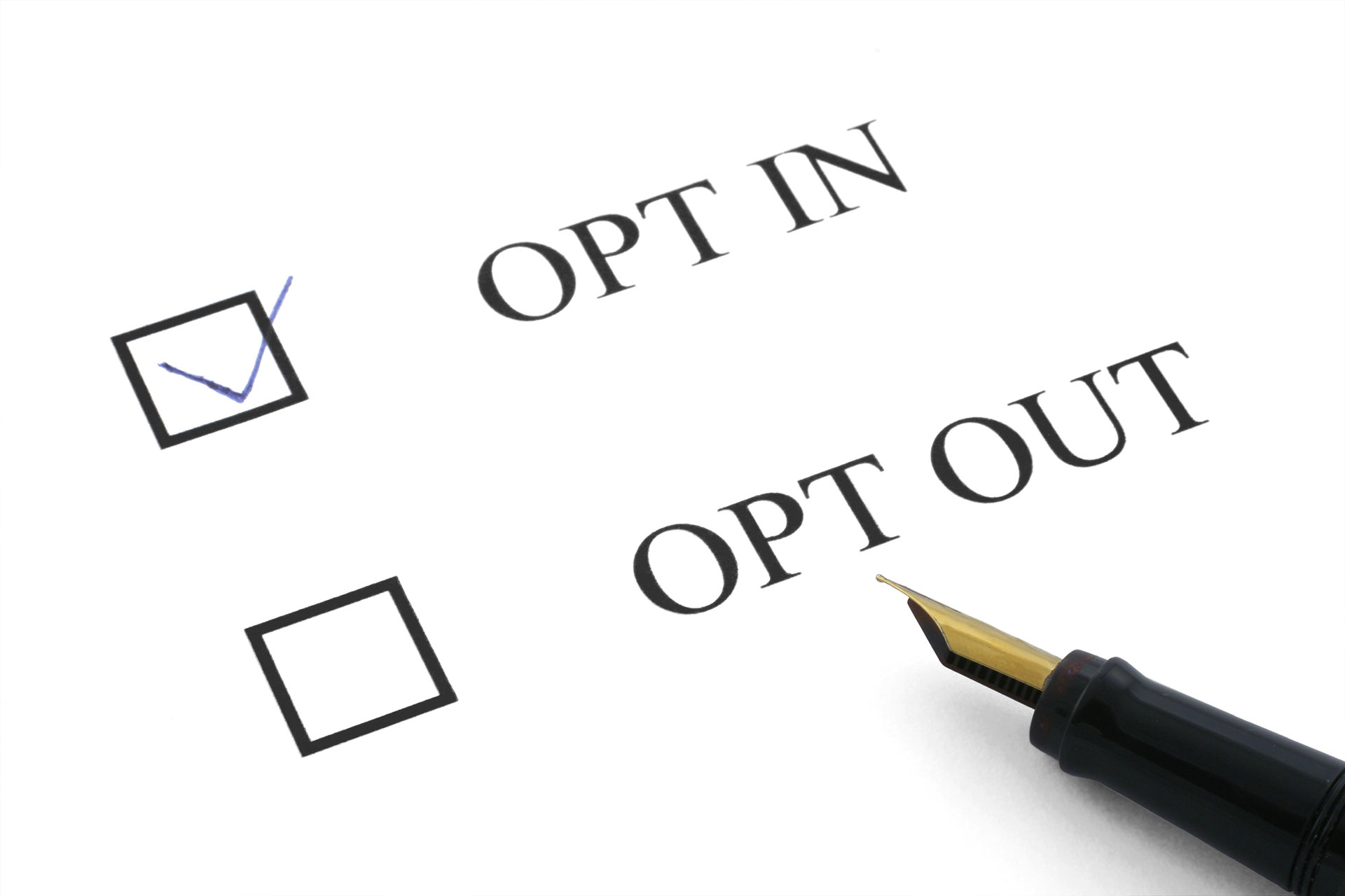 Opt-in-and-opt-out-checklist