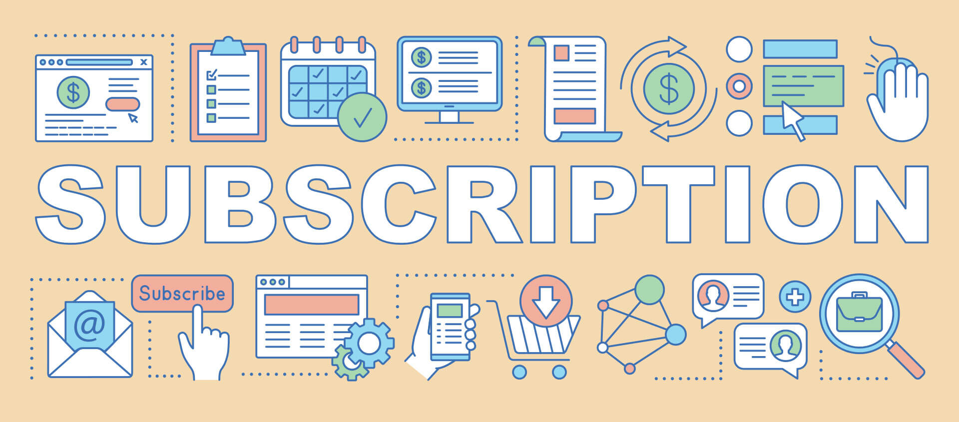 Subscription-business-model