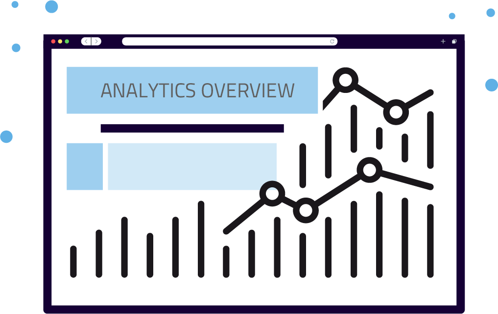 Analytics overview to check key metric of store Xion Global
