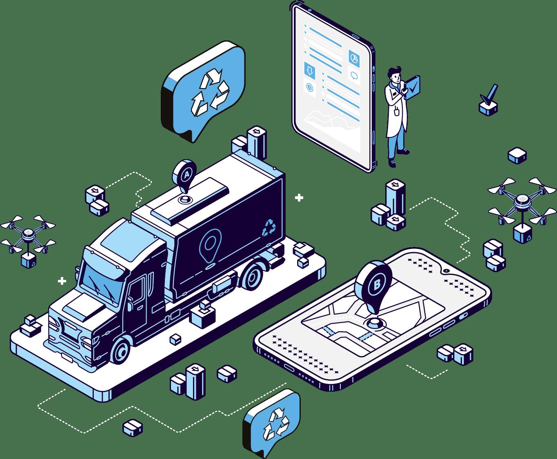 Blockchain fulfillment - Xion Global