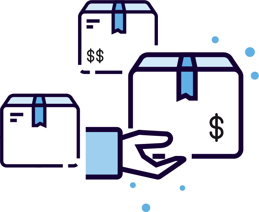 Unbeatable shipping options and processing with Xion Blockchain fulfillment