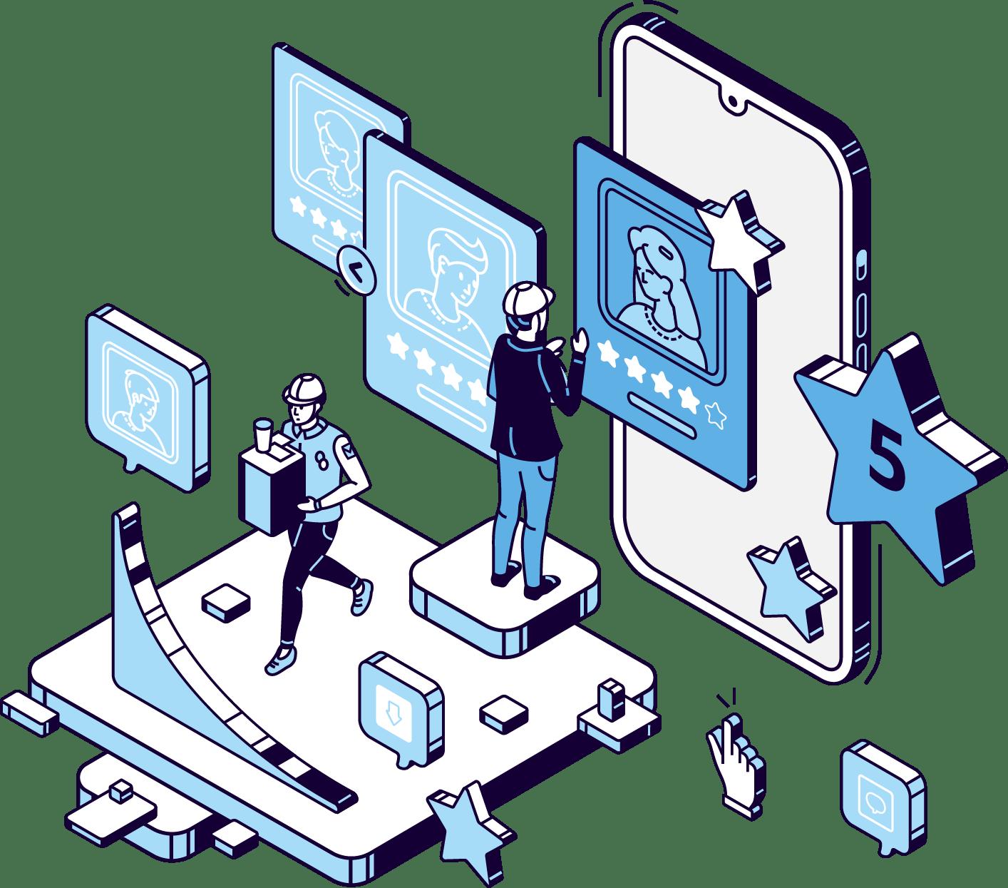 Decentralized Peer-to-Peer Marketplace