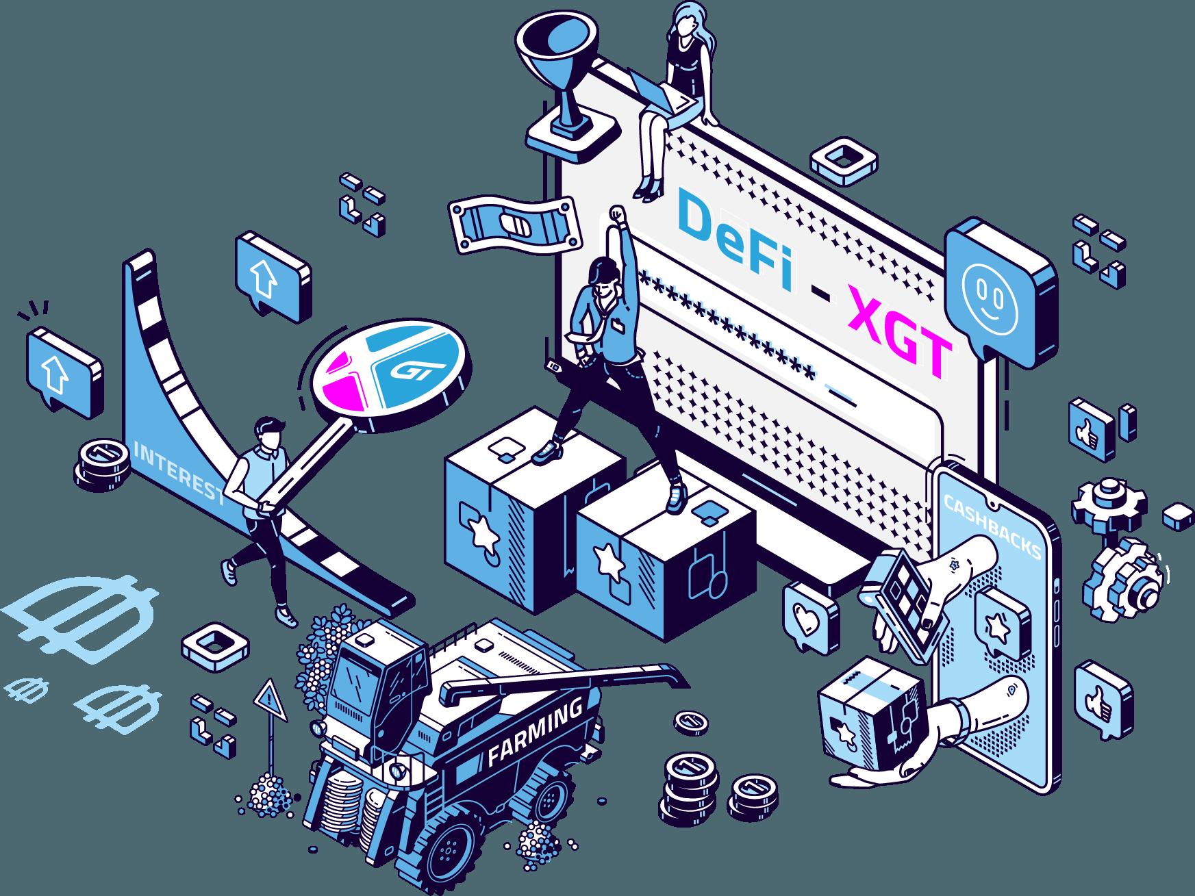 Defi -XGT - Xion Global