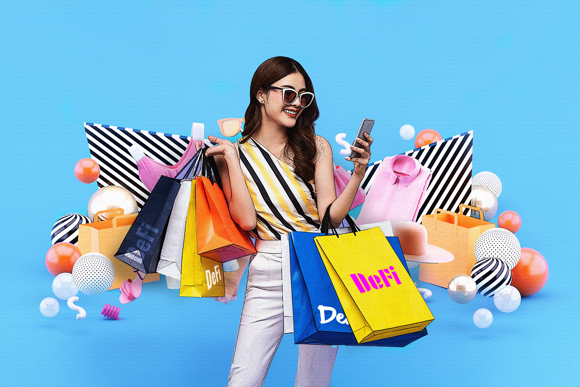 DeFi & eCommerce