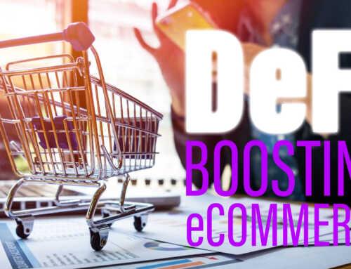 DeFi Boosting eCommerce Models