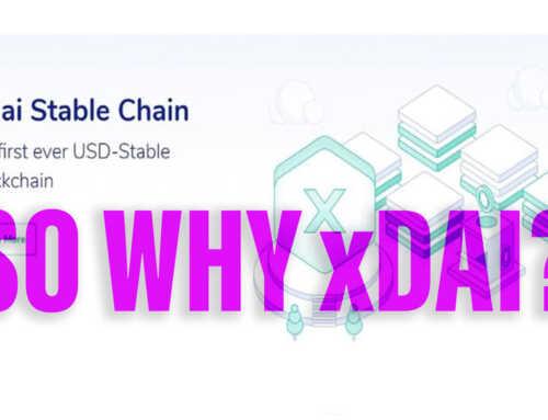 Why xDAI?